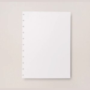 Refil Liso 120G Caderno Inteligente Médio Cirm3002