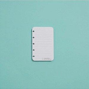 Refil Pautado Inteligine 120G Caderno Inteligente Ciri1003