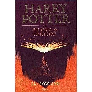 Harry Potter E O Enigma Do Príncipe - Capa Dura
