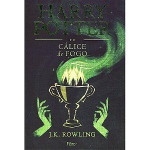 Harry Potter E O Cálice De Fogo - Capa Dura