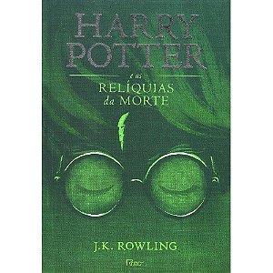 Harry Potter E As Relíquias Da Morte - Capa Dura