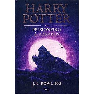 Harry Potter E O Prisioneiro De Askaban - Capa Dura