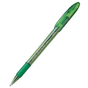 Caneta Esferográfica R.S.V.P. Verde 1.0mm Pentel