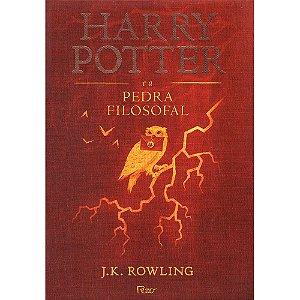 Harry Potter E A Pedra Filosofal - Capa Dura