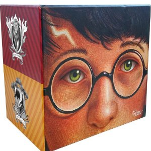 Box Harry Potter 20 anos - Obra Completa