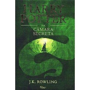 Harry Potter E A Câmara Secreta - Capa Dura