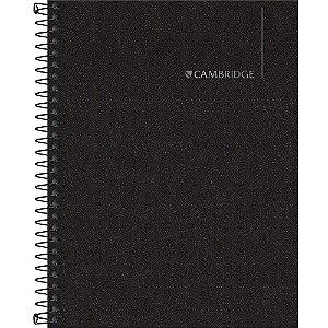 Caderno Executivo Tilibra Cambridge Colegial Espiral 80 Fls