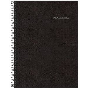 Caderno Tilibra Cambridge Executivo Universitario 80Fls