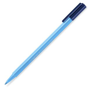 Caneta Triplus Color Azul Neon 1,0mm Staedtler