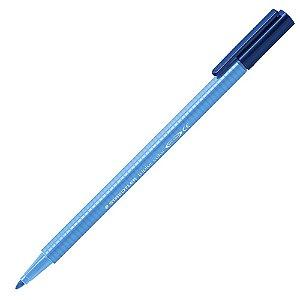 Caneta Triplus Color 30 Azul Claro 1,0mm Staedtler