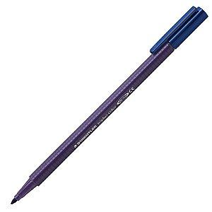 Caneta Triplus Color Azul Indigo 1,0mm Staedtler
