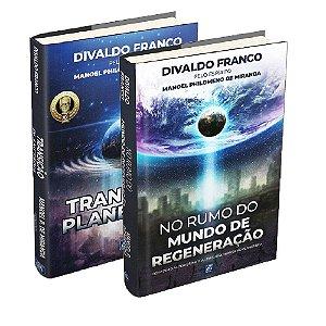 Kit No Rumo Do Mundo Da Regeneração + Transição Planetária