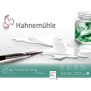 Bloco Aquarela Harmony 300 g/m² Hot Pressed 30x40 Hahnemuhle