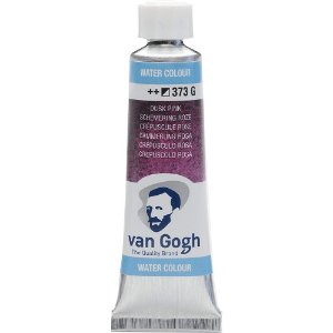 Tinta Aquarela Van Gogh 373 Dusk Pink 10Ml Talens