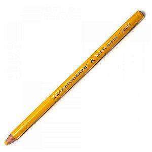 Lápis Dermatográfico Amarelo 7600 Mitsubishi