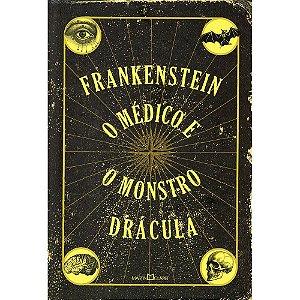 Frankenstein - O Medico E O Monstro Drácula - Edição Especial