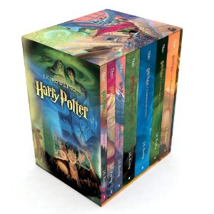 Box Harry Potter Tradicional