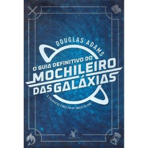 Guia Definitivo Do Mochileiro Das Galáxias (O)