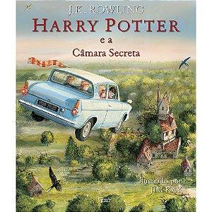 Harry Potter E A Câmara Secreta (Ed. Ilustrada)
