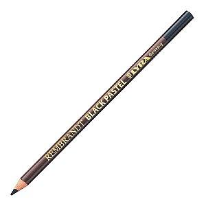 Lápis de Cor Pastel Lyra Preto Médio 2033002