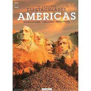 50 Lugares Espetaculares - América