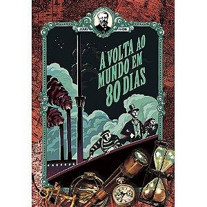 Volta Ao Mundo Em 80 Dias (A) - Capa Dura