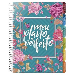 Meu Plano Perfeito (Capa Flores)
