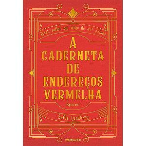 Caderneta De Endereços Vermelha (A)