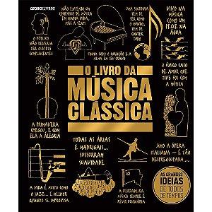 Livro Da Música Clássica (O)