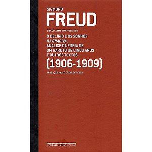 Freud - Vol.08 - (1906 - 1909 ) O Delírio E Os Sonhos Na Gradiva E Outros Textos