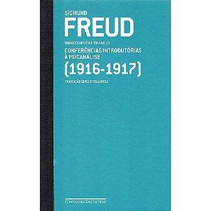 Freud - Vol.13 - (1916 - 1917) Conferências Introdutórias À Psicanálise