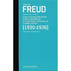 Freud - Vol.18 - (1930 - 1936) O Mal-Estar Na Civilização E Outros Textos