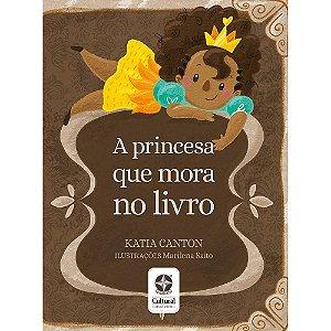 Princesa Que Mora No Livro (A)
