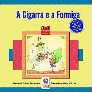 Cigarra E A Formiga (A)