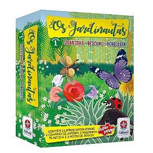 Jardinautas (Os) Vol. 1 - Joaninha, Besouro E Borboleta