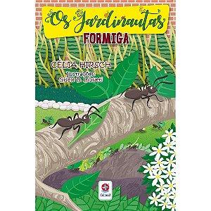 Jardinautas (Os) Vol. 2 - Formiga, Minhoca E Caracol