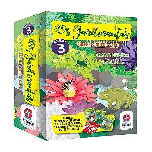 Jardinautas (Os) Vol. 3 - Abelha, Grilo E Sapo