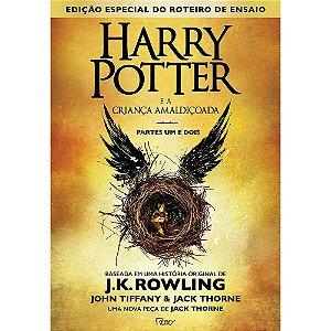 Harry Potter E A Criança Amaldiçoada - Parte Um E Dois (Capa Dura)
