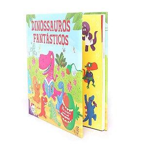 Meu Primeiro Tesouro: Dinossauros Fantásticos