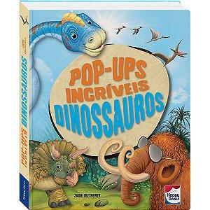 Pop-Ups Incríveis: Dinossauros