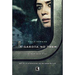 Garota No Trem (A) - Capa Do Filme
