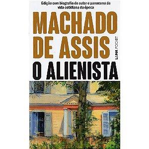 Alienista (O) - Pocket