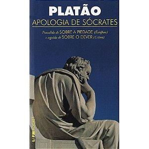Apologia De Sócrates - Pocket