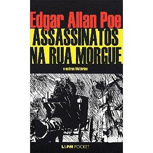 Assassinatos Na Rua Morgue - Pocket