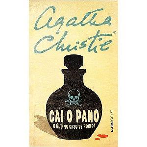 Cai o Pano: O último caso de Poirot -  Vol. 1182 (Bolso)