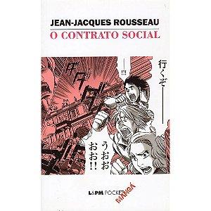 O Contrato Social - Vol. 1148 - Mangá (Bolso)