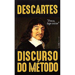 Discurso do Método - Vol. 458 (Bolso)