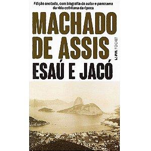Esaú E Jacó - Vol. 119 (Bolso)