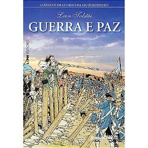 GUERRA E PAZ (QUADRINHOS)