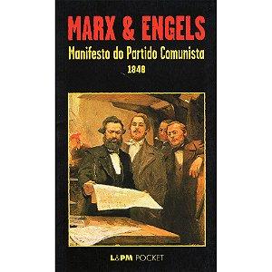 MANIFESTO DO PARTIDO COMUNISTA 1848 - POCKET